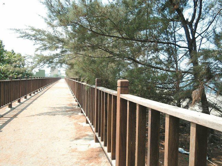 山海自行車道 明年底完成