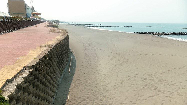 養灘奏效 黃金海岸沙灘回來了