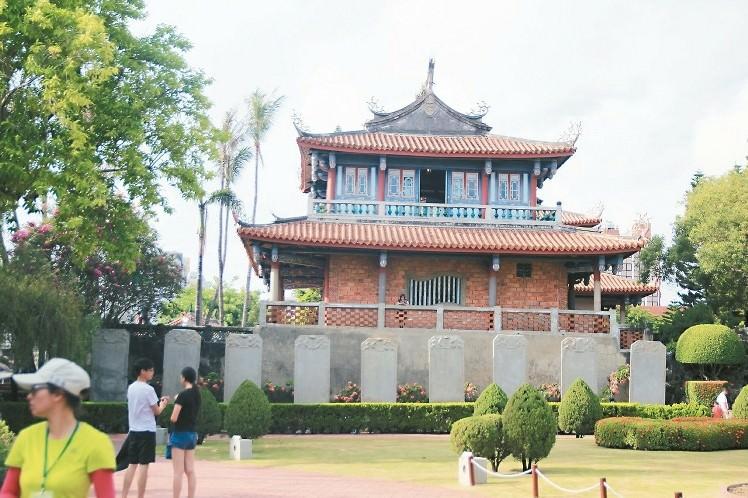 外客遊台南 較去年同期少9萬